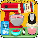 پخت کیک توت فرنگی