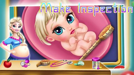بازی اندروید تولید کودک - Make inspection