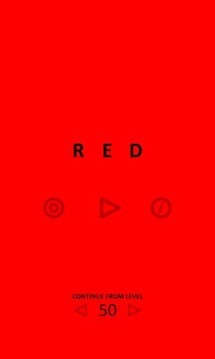 بازی اندروید قرمز - red