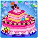 دکوراسیون کیک خامه ای