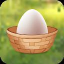 بازی قاپیدن تخم مرغ