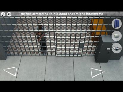 بازی اندروید فرار از زندان - Escape the prison adventure