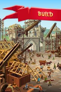 بازی اندروید امپراطوری - چهار پادشاهی - Empire: Four Kingdoms