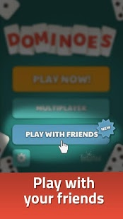 بازی اندروید دومینوز - Dominoes: Play it for Free