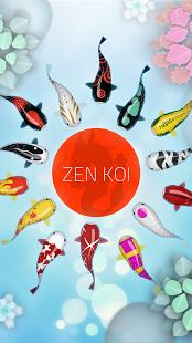 بازی اندروید ماهی تزیینی - Zen Koi