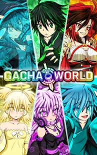 بازی اندروید دنیای گاچا - Gacha World