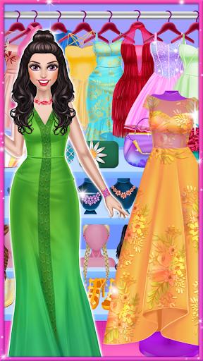 بازی اندروید فروشگاه مد لباس - Mall Girl Dress Up Game