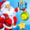 تطبیق آب نبات کریسمس