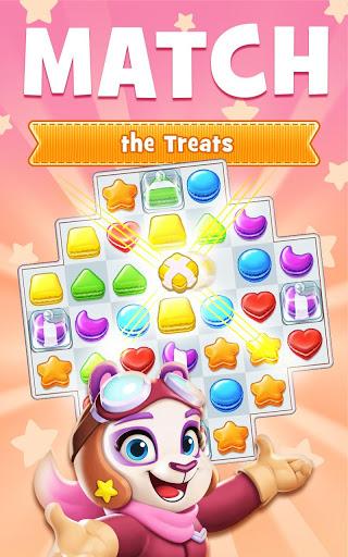 بازی اندروید شیرینی مربا - تطبیق بستن - Cookie Jam™ Match 3 Games   Connect 3 or More