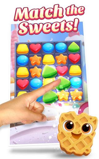 بازی اندروید انفجار شیرینی مربا -بازی  تطبیق جدید آب نبات - Cookie Jam Blast™ New Match 3 Game | Swap Candy