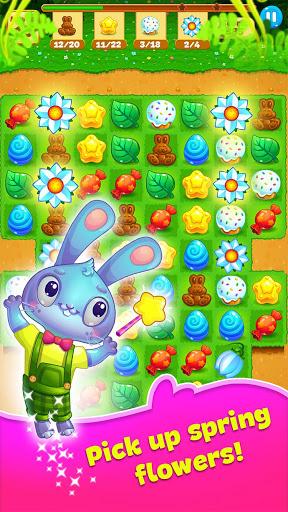 بازی اندروید تطبیق آب نبات شکلاتی عید پاک - Easter Sweeper - Chocolate Candy Match 3 Puzzle