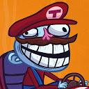 بازی چهره ترول - بازی های ویدئویی 2