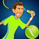 استیک تنیس