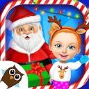 دختر بچه شیرین کریسمس 2