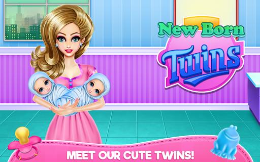 نرم افزار اندروید تولد دوقلوها - New Born Twins Caring