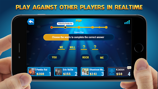 بازی اندروید صحنه ترانه - آهنگ حدس بزن چند نفره - Song Arena - Guess The Song Multiplayer