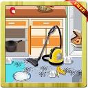تمیز کردن خانه