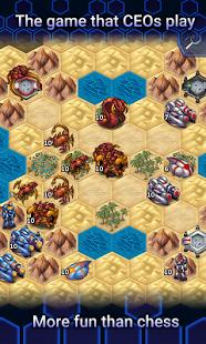بازی اندروید جنگ واحدها - UniWar