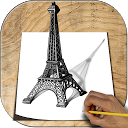 یادگیری نقاشی سه بعدی