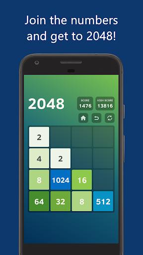 بازی اندروید 2048 - 2048