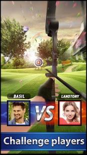 بازی اندروید مسابقات تیراندازی با کمان - Archery Tournament
