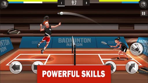 بازی اندروید لیگ بدمینتن - Badminton League
