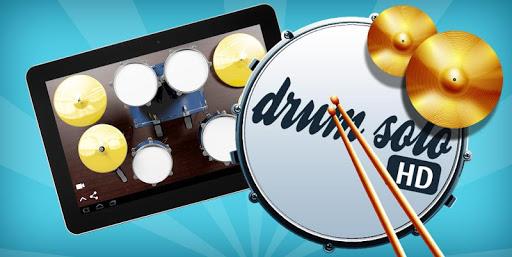 بازی اندروید طبل انفرادی - Drum Solo HD