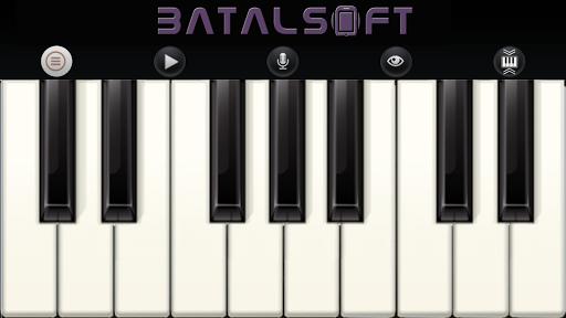 بازی اندروید پیانو انفرادی - Piano Solo HD