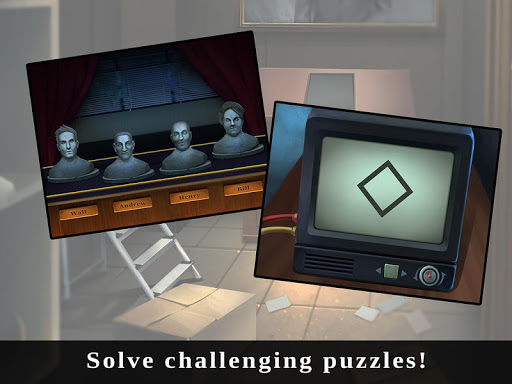 بازی اندروید فرار از سپیده دم - Escape Puzzle: New Dawn