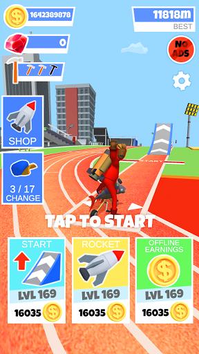 بازی اندروید پرش دوچرخه سوار دیوانه - Bike Hop: Crazy BMX Bike Jump 3D
