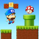 بازی جهان سوپر بابی - بازی ماجراجویی جنگل
