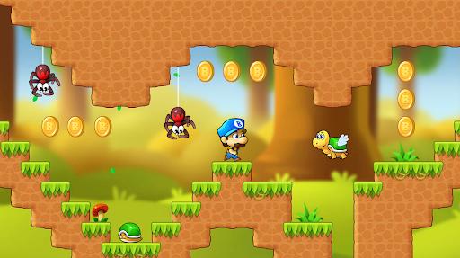 بازی اندروید جهان سوپر بابی - بازی ماجراجویی جنگل - Super Bobby's World - Jungle Adventure Game