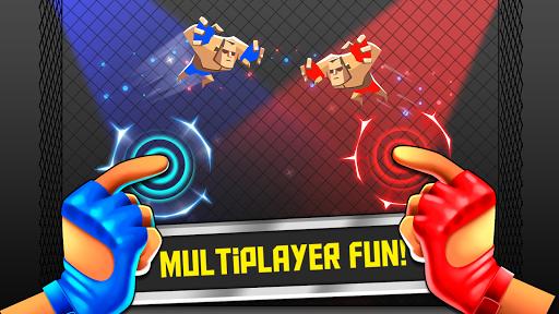 بازی اندروید مبارزات دو نفره کشتی - UFB: Ultra MMA 2 Player Fighting & Wrestling Games