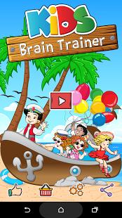 بازی اندروید تقویت ذهن کودکان - Kids Brain Trainer (Preschool)