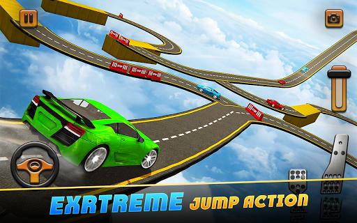 بازی اندروید شیرین کاری غیر ممکن اتومبیل - رانندگی در شهر بی نهایت - Car Stunts Impossible - Extreme City GT Driving