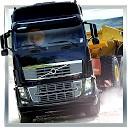 رانندگی کامیون در شهر