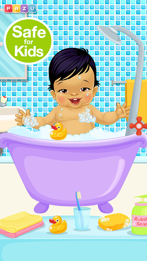 بازی اندروید کودک زیبا - Chic Baby