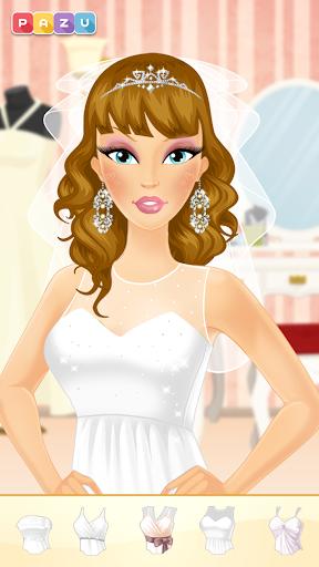 بازی اندروید آرایش دختران عروس - Makeup Girls Wedding