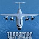 پرواز با هواپیمای توربوپراپ