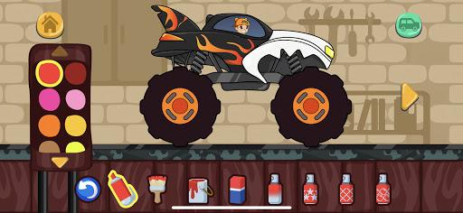 بازی اندروید بازی های اتومبیل ولاد و نیکی برای کودکان و نوجوانان - Vlad & Niki Car Games for Kids
