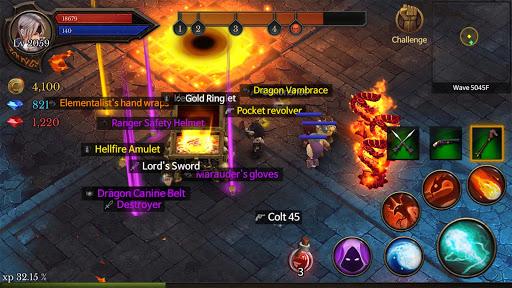 بازی اندروید سیاه چال کرونیکل - Dungeon Chronicle