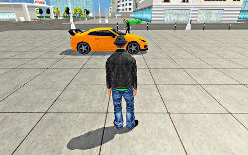 بازی اندروید جنایتکار جنگنده شهر سن آندریاس - San Andreas Crime Fighter City