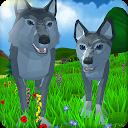 بازی شبیه ساز گرگ - حیوانات وحشی