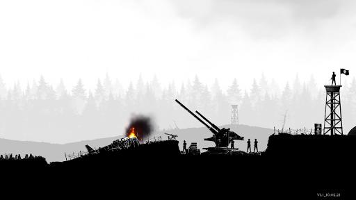 بازی اندروید شبیه ساز ضد هوایی - Warplane inc. War Simulator Warplanes WW2 Dogfight