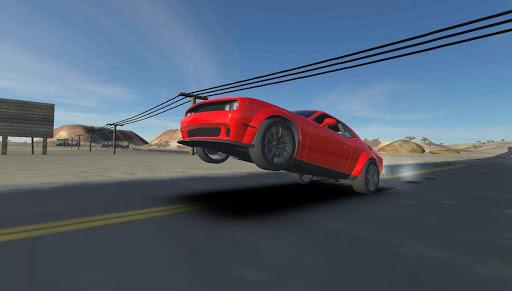 بازی اندروید اتومبیل های عضلانی مدرن آمریکایی 2 - Modern American Muscle Cars 2