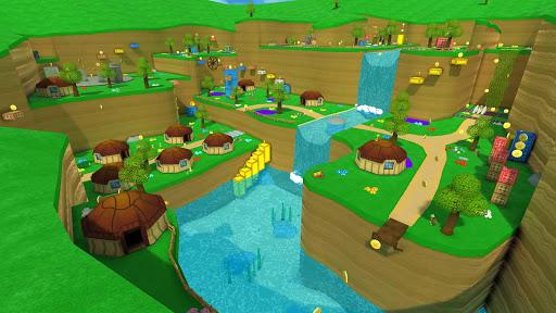 بازی اندروید ماجراجویی سوپر خرس - [3D Platformer] Super Bear Adventure