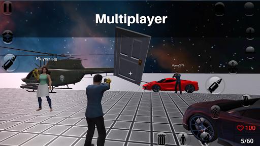 بازی اندروید چند جعبه ماسه ای - Multi Sandbox