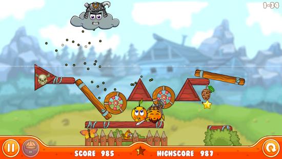 بازی اندروید پوشش پرتقال - Cover Orange: Journey