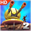بازی برج دفاع - جنگ بیگانه 2