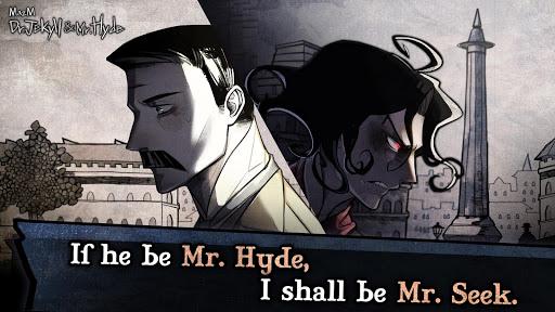 بازی اندروید جکیل و هاید - MazM: Jekyll and Hyde